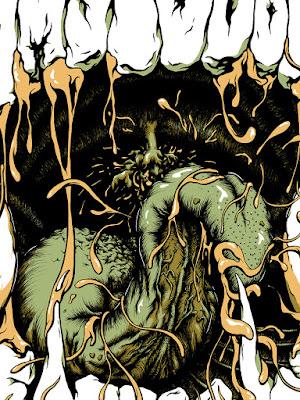 Mastodon poster detail