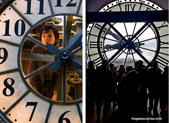 Filmes ambientados em Paris: A Invenção de Hugo Cabret