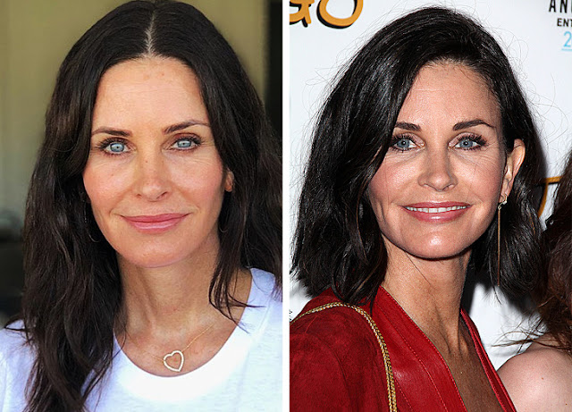 7 Celebs Who Don't Need Makeup to Shine