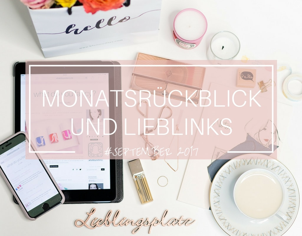 whatdoyoufancy Monatsrückblick September 2017 Cover