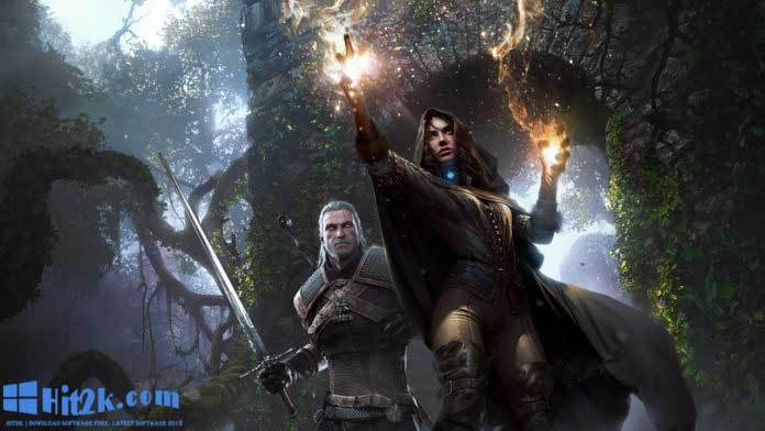 The Witcher 3 Wild Hunt Game of the Year Full Repack