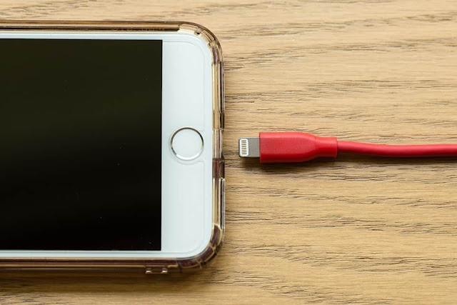 Cara Mengatasi Baterai Android Dicas Malah Berkurang / Tidak Mengisi - Charger ORI