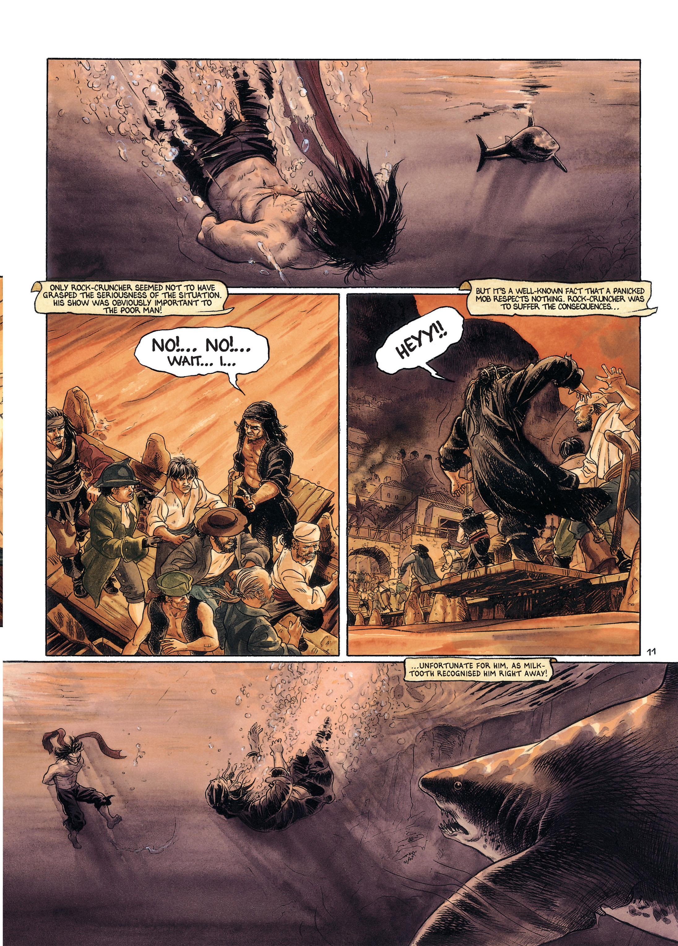 Read online Barracuda comic -  Issue #4 - 14