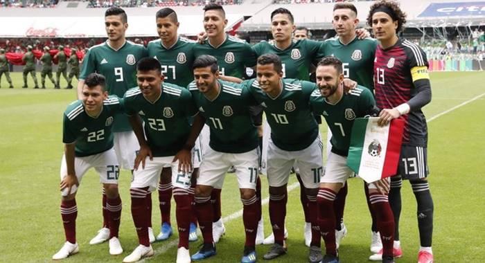 Timnas Meksiko di Piala Dunia 2018