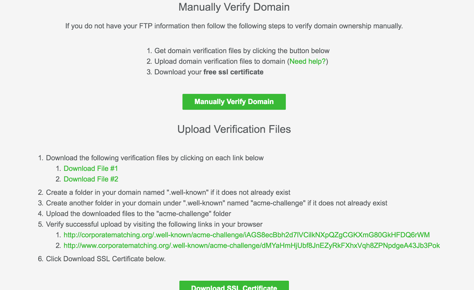 Developers Cheatsheet Letsentry And Sslforfree Ssl