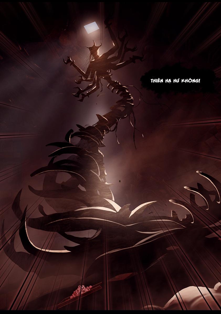 Thủ Mộ Bút Ký - Chapter 39: Huyết Họa 2 - Pic 8