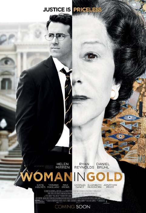 Ulasan film bioskop: Woman in Gold (2015)
