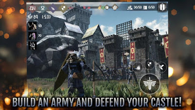 Heroes and Castles 2 Apk Mod Unlimited Money + Skill Point