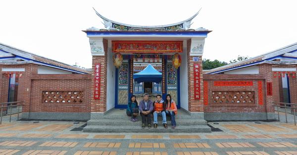 台中石岡土牛客家文化館