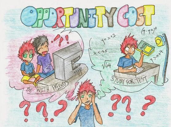 Pengertian dan Contoh Biaya Kesempatan (Opportunity Cost)