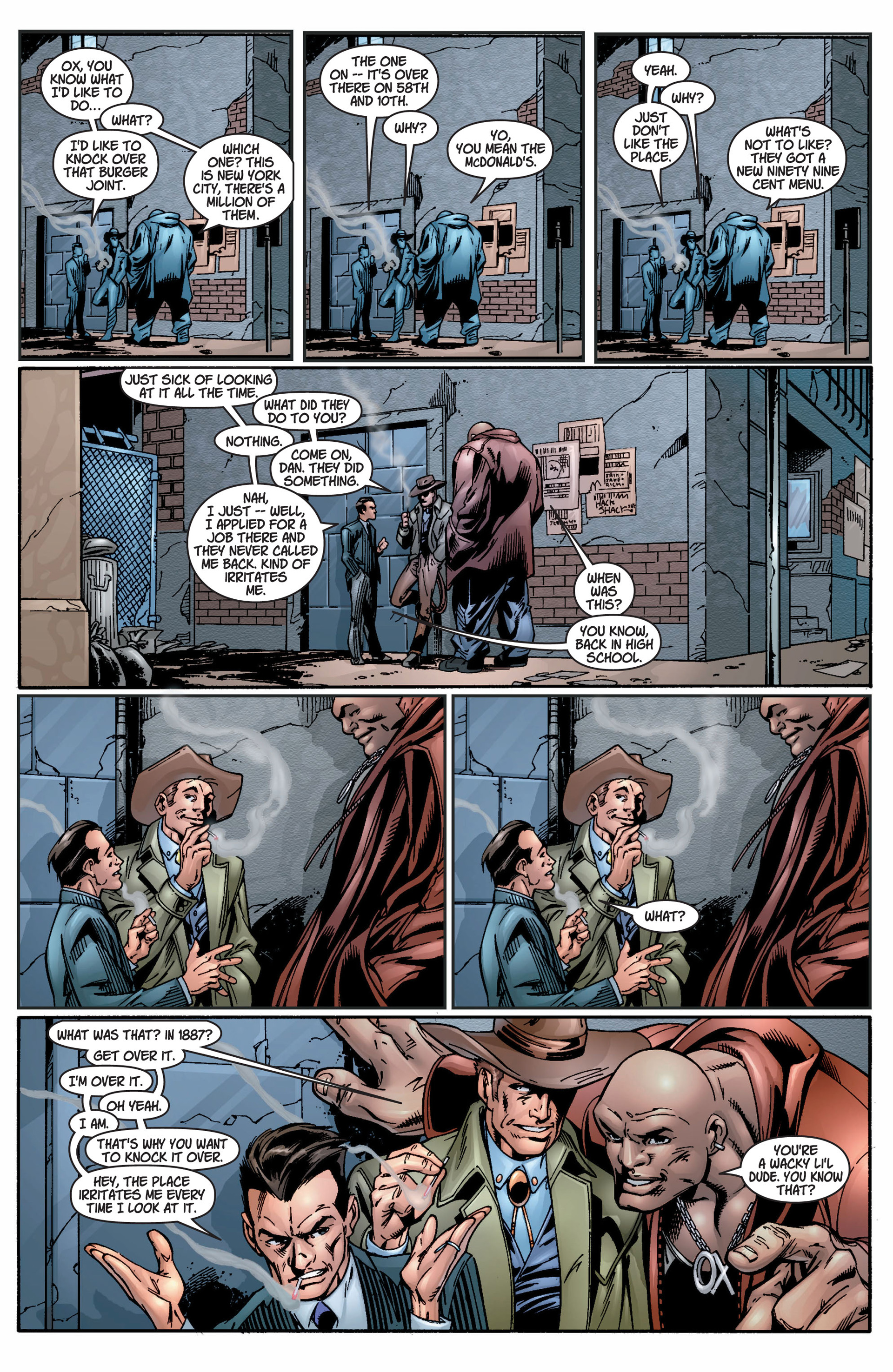 Read online Ultimate Spider-Man (2000) comic -  Issue #9 - 3