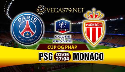 Nhận định, soi kèo nhà cái PSG vs Monaco