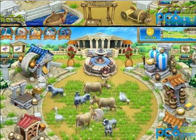 瘋狂農場4:古羅馬(Farm Frenzy Ancient Rome)