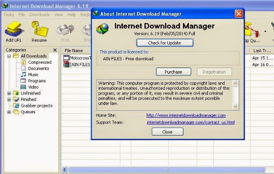 internet download manager terbaru