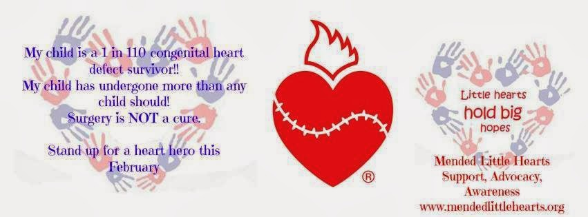 CHD Awareness - Parent