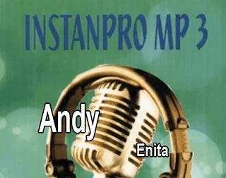 Lirik Lagu Andy - Enita