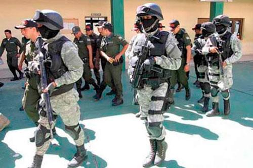 Agentes de élite rastrean a secuestradores en Villa Montes
