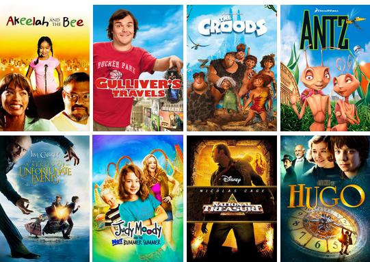 Movies Of Kids Looking For Tresure