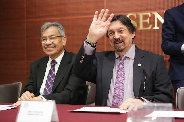 Exponen munícipes a senadores la necesidad de fortalecer sus finanzas