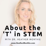 About the 'T' in STEM