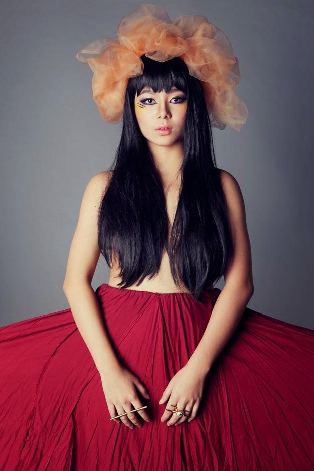 Model Portfolio (Tamara Wu) | Behind the Scene and Other Stories
