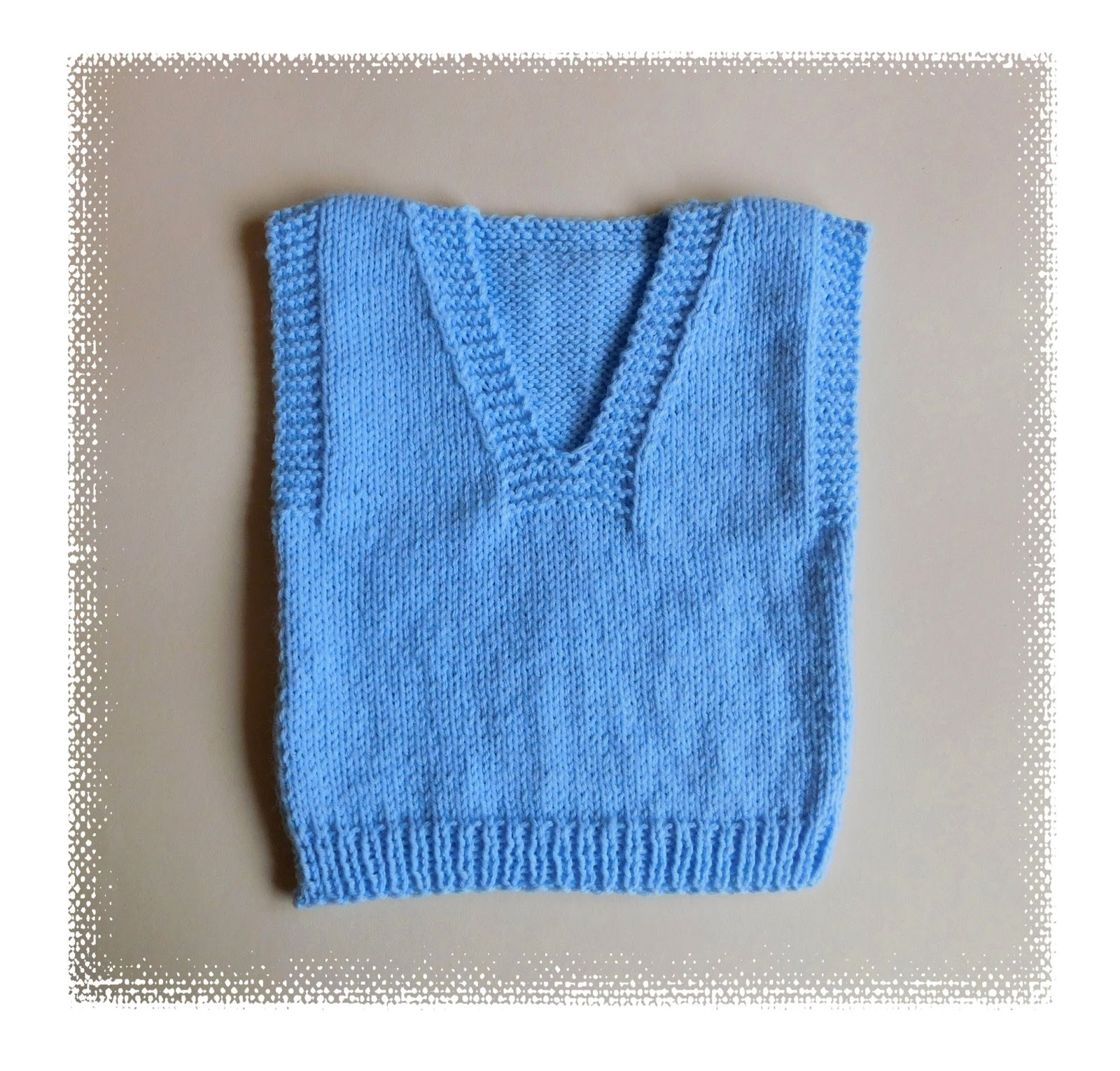 76793c1bc5cd3 Marianna s Lazy Daisy Days  DEXTER - Slipover Sweater   Vest Top