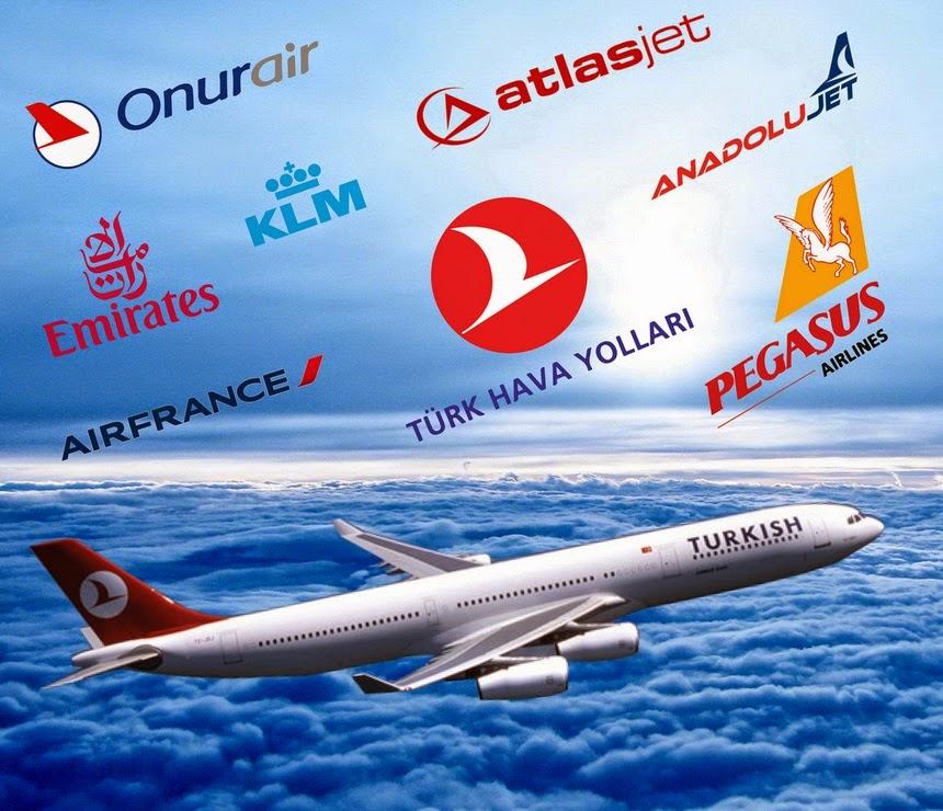 19.99 TL En ucuz uçak bileti alabileceğim siteler
