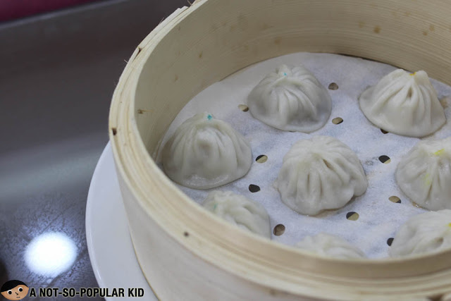 Xiao Long Bao of Tien Ma