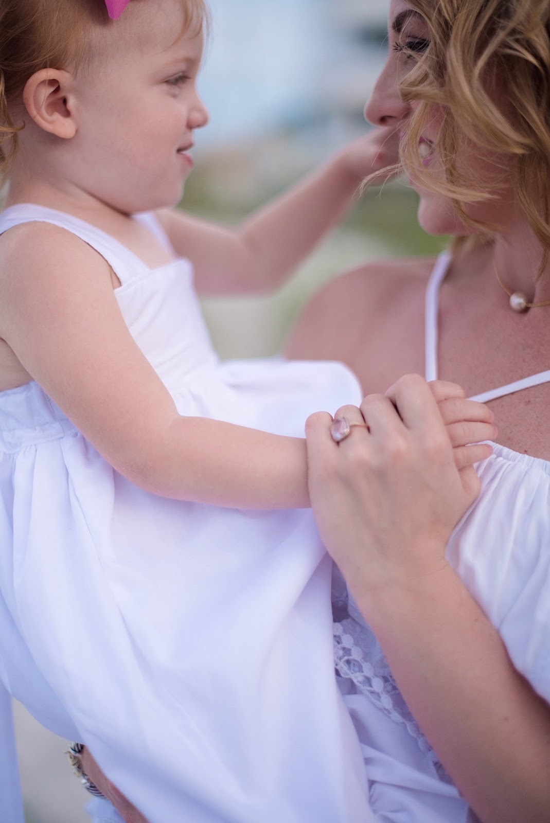 Promise Ring To My Daughter - Click through to see more on Something Delightful Blog