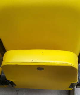 Seat at Carrow Road
