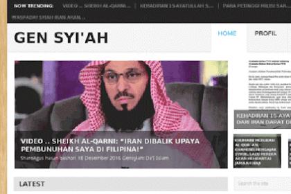 Dua Situs Milik Ustadz Salafi Juga Kena Blokir, Padahal Sudah Taat Sama Pemerintah, Kok Bisa?