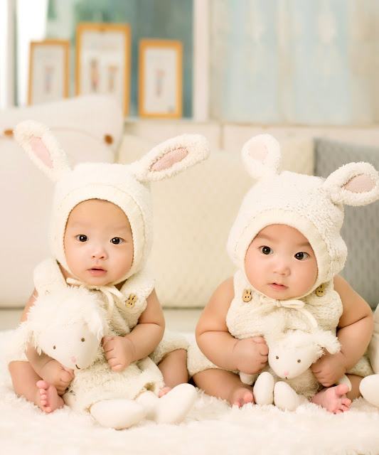 cute baby couple dp
