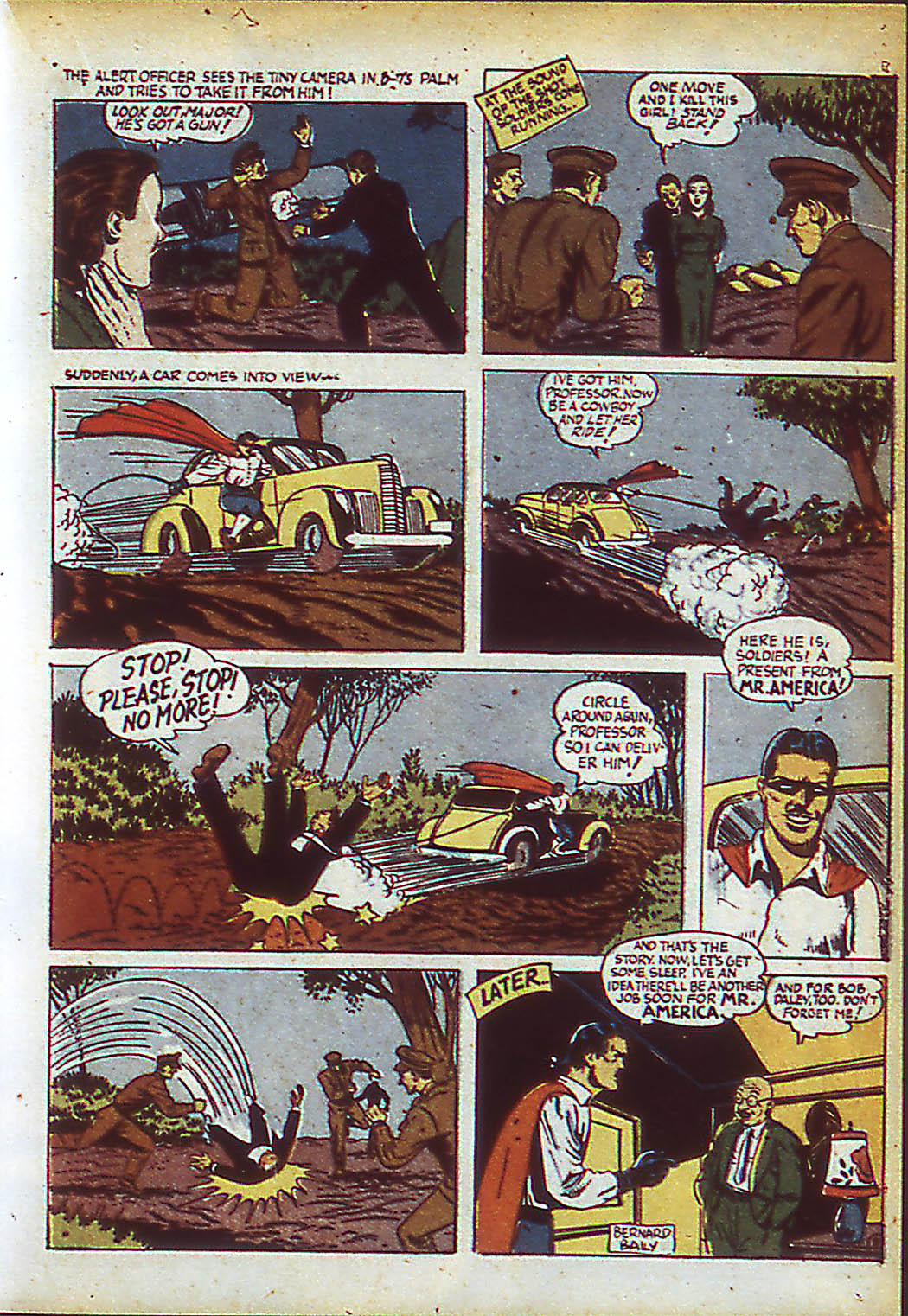 Read online Action Comics (1938) comic -  Issue #37 - 45