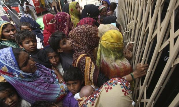پاکستان ڈاکٹر ایچ آئی وی سے 437 بچوں کی تشخیص کے بعد منعقد ہوا