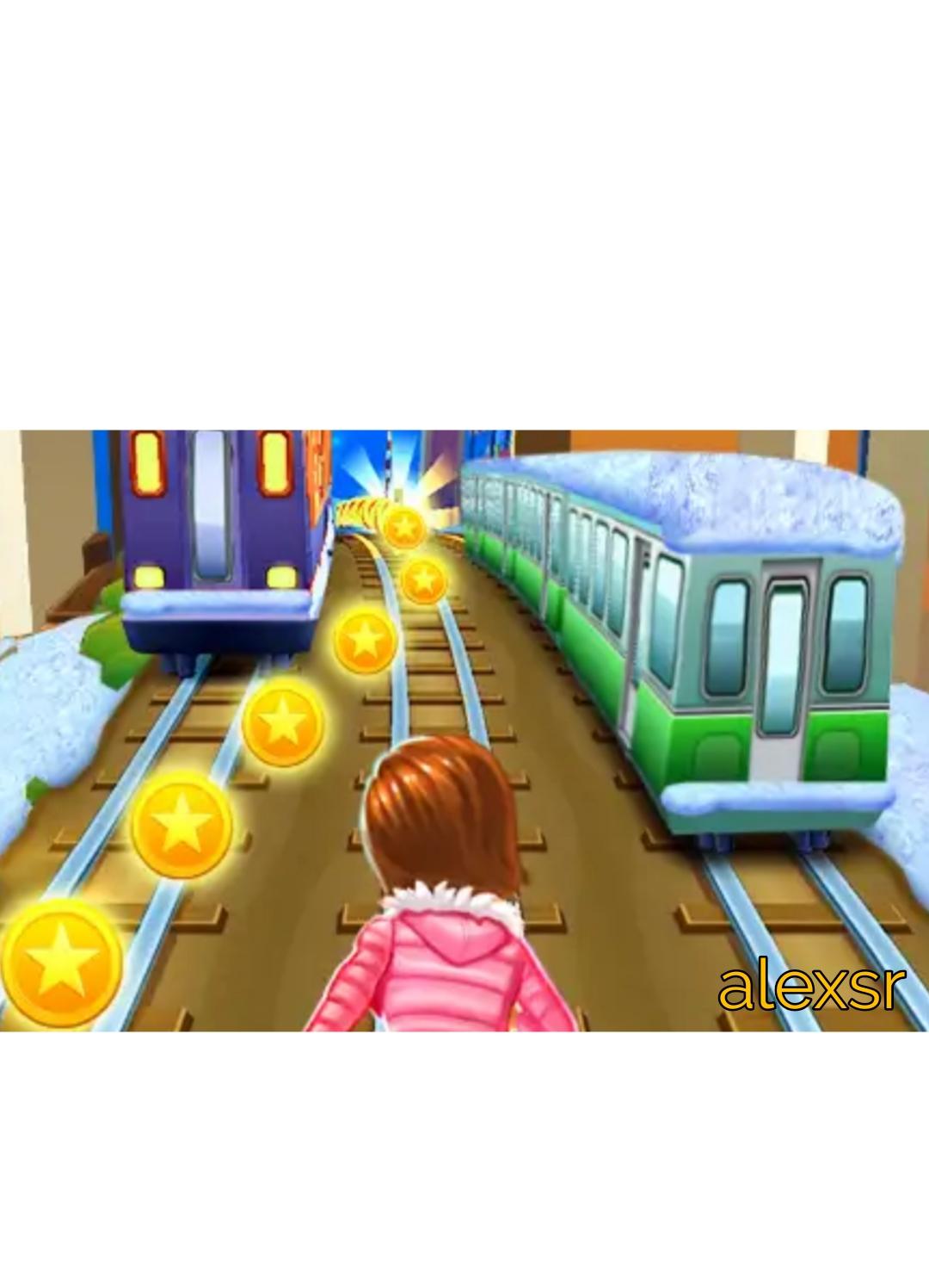 Subway Princess Runner  تحميل لعبة  الأميرة  عداء مترو الانفاق