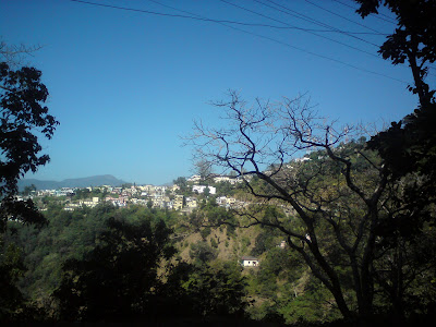 On the way to Uttarkashi from Rishikesh