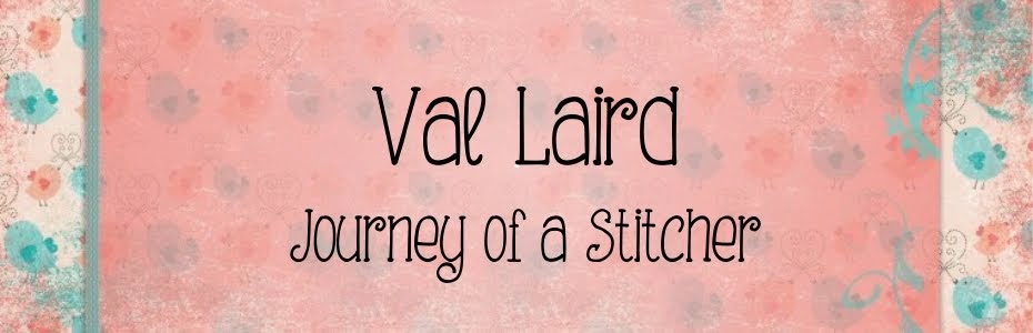 Val Laird Designs - Journey of a Stitcher