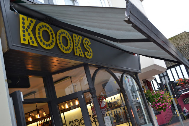 Food | Kooks Restaurant Brighton
