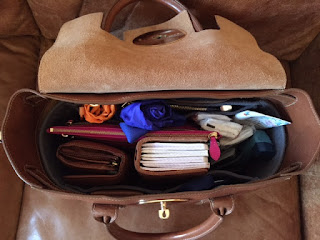 Contents of bag