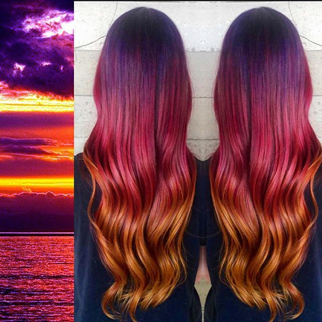 Gorgeous Colors By Breezy Bree La Usa The Haircut Web