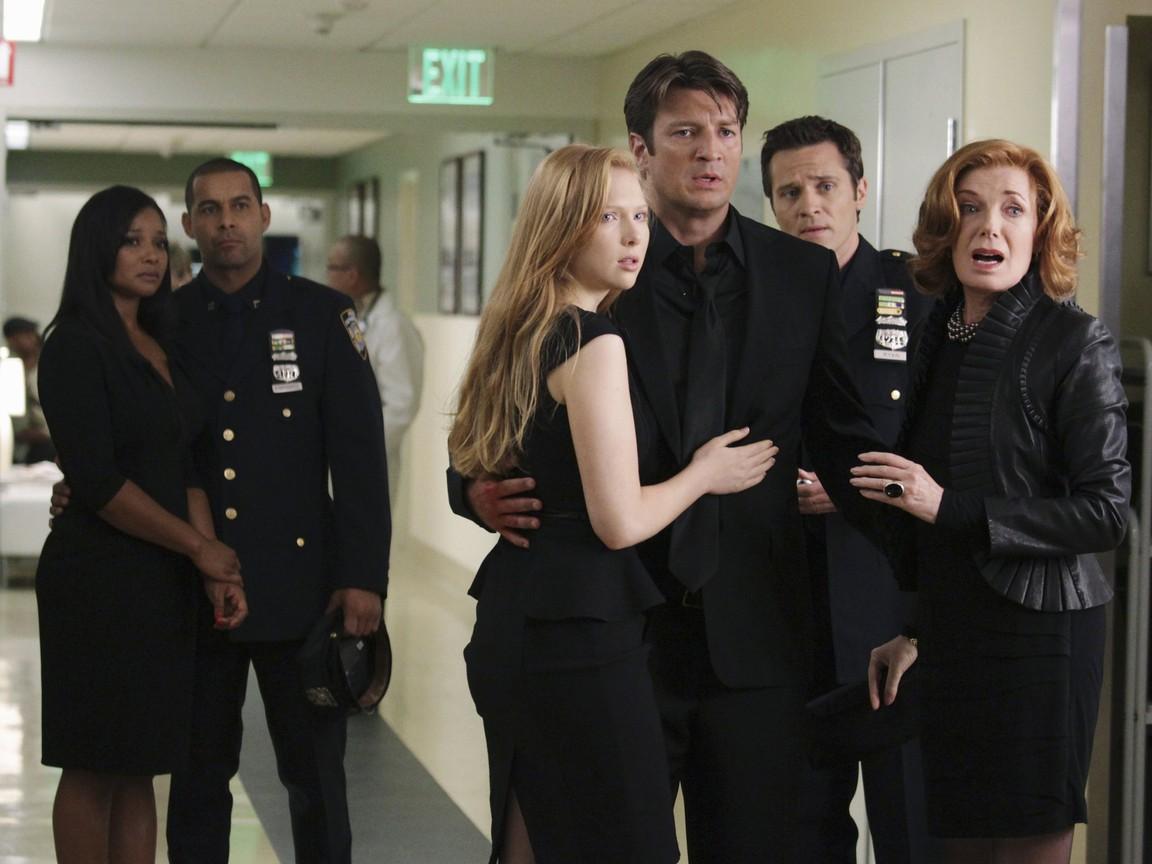Castle - Season 4 Episode 01: Rise