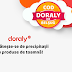 Castiga un voucher de 300 lei pentru cumparaturi de pe Doraly.ro