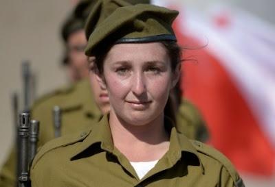 Joven de los ángeles cumple su sueño de unirse a las fuerzas de defensa de Israel