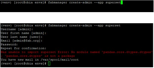 INSTALLATION DOCUMENTS BY RAVI: Apache superset installation