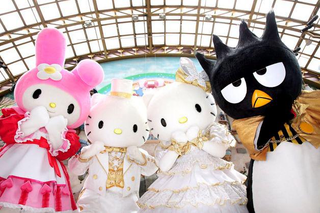 Johor Hello Kitty Land