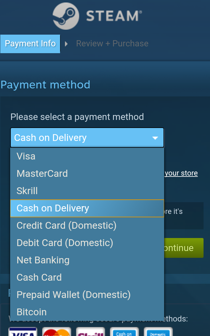 how to buy games on steam using steam wallet