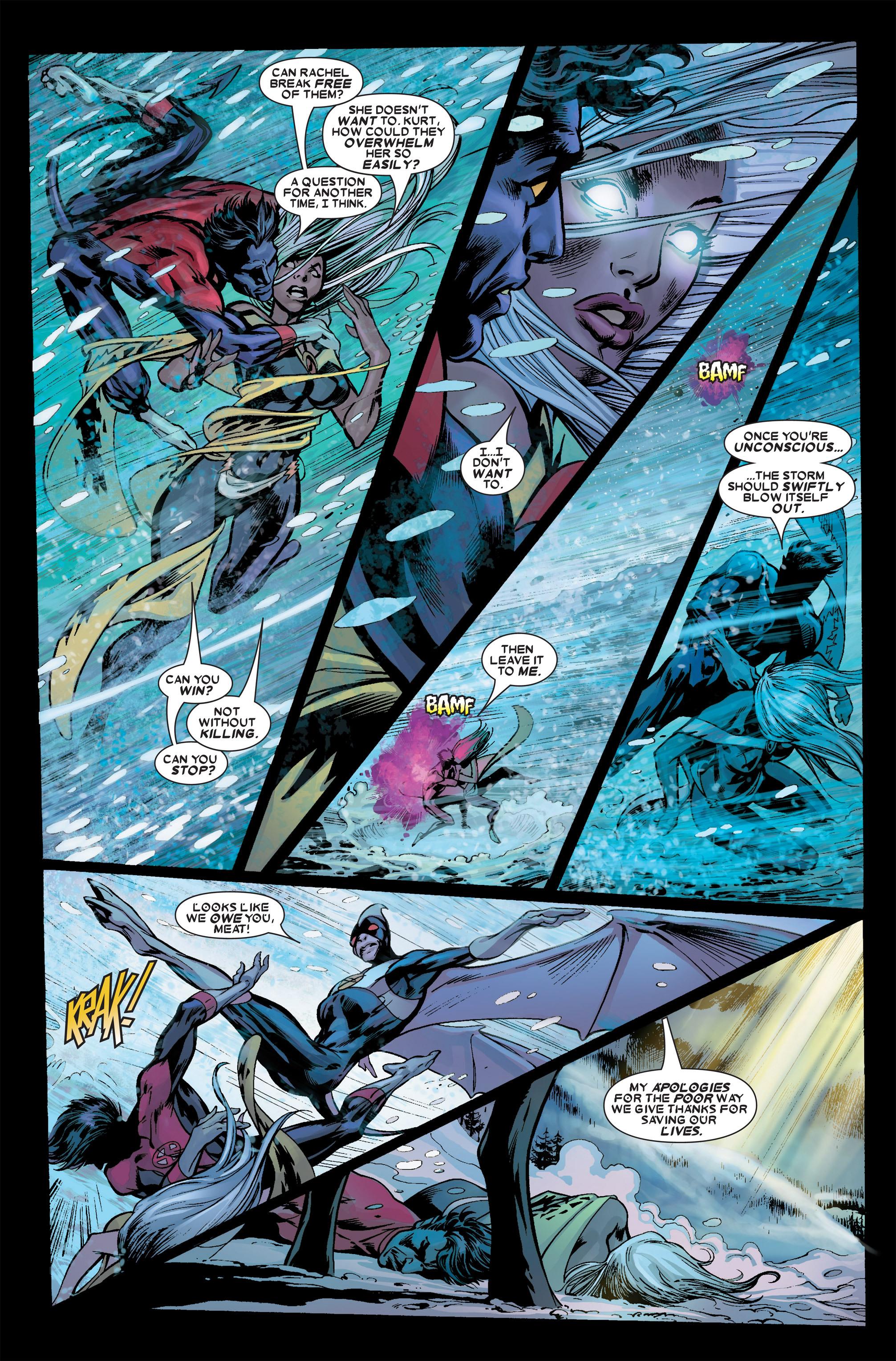 Read online Uncanny X-Men (1963) comic -  Issue #456 - 18