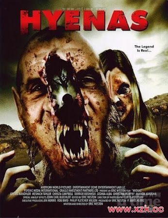 Poster Of Hyenas In Dual Audio Hindi English 300MB Compressed Small Size Pc Movie Free Download Only At worldfree4u.com