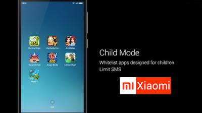 Cara Mengatasi Masalah Child Mode Xiaomi (Redmi,Mi,MiPad)