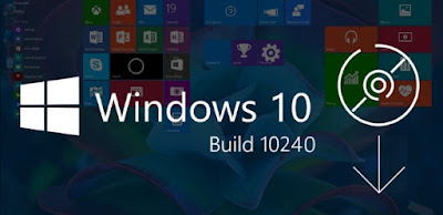 Microsoft windows 10 Pro Build 10240 Free Download